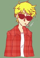 all the cool kids wear plaid by kkemy