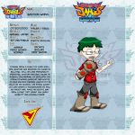 Rival Schools - The New Class :: Bastion Weevil by Jokerinc