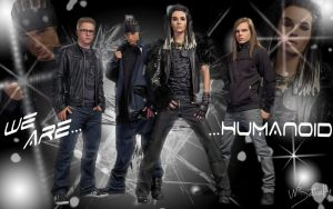 We Are...Humanoid Wallpaper by withered-butterfly