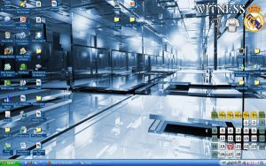 My Desktop Today by hitesh