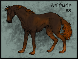 Aelfaide #3 by ESWard