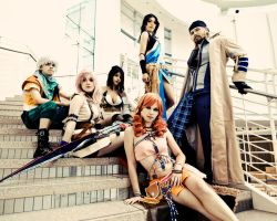 Forget What We`re Told- Final Fantasy 13 Cosplay by Detailed-Illusion