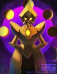 Steven Universe - Yellow Diamond by Zinrius