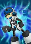 Mighty no 9 - Beck by IceNinjaHard