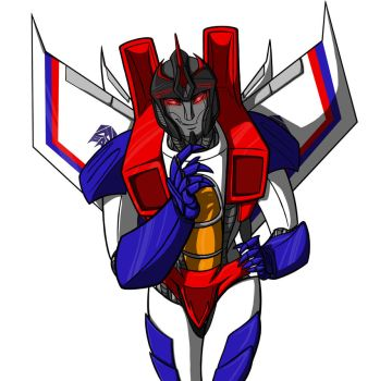 Starscream No.157293654 by RustedRabbit