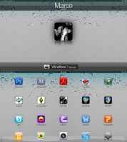 iOS4 Theme for Windows 7 by Otaku-Maru