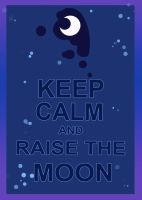 Raise the Moon : Luna by AnonDoodily