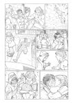 Numenera comic page commission 2 by MarkReindeer
