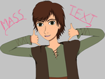 Hiccup- Mass text by galacticcommander96