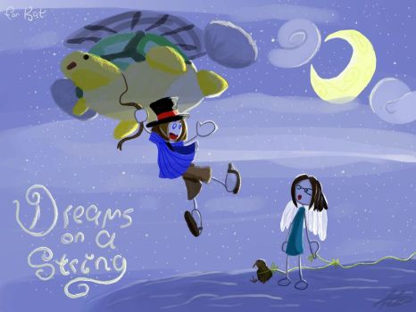Dreams on a String by PaulBlues