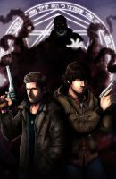 Supernatural by JLoneWolf