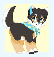Shibe baby adopt (TAKING OFFERS!) by s-trawberrymilk