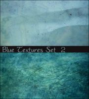 Blue Textures Set 2 by ibjennyjenny