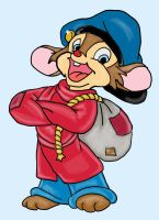 Fievel by HappInesFactory