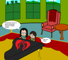 A lesson with the Baroness by Toon-Resurrection92
