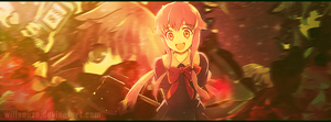 Yuno facebook cover by willsouza
