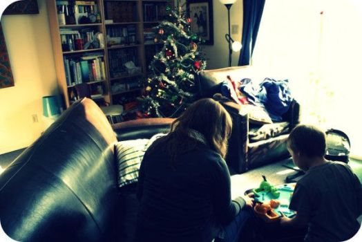 Christmas 2009 by Tiff-the-veggie