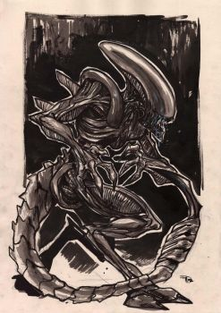 Xenomorph by DenisM79