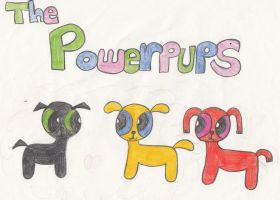 Powerpups by Klaine-rulz
