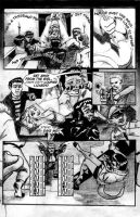 Viva page 2 bw by charlando