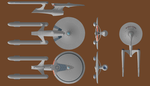 Excelsior class ortho by Terranimperial