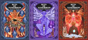 covers of ruin of tomorrow by breath-art