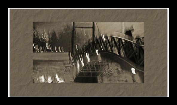Old Man on the Bridge by Hermetic-Wings