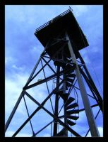 Lookout Tower by m0nst3r