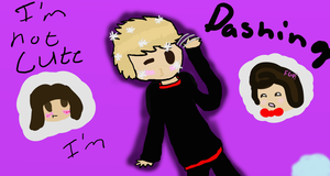 I'm Dashing by Fgpinky123