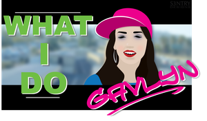Gavlyn - What I Do by S3NTRYdesigns