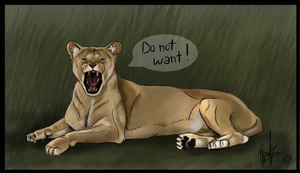 Do not want by loveaddictx3