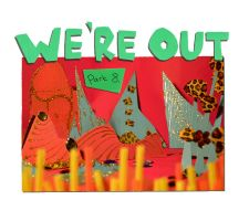 We're Out part eight by philippajudith