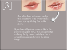 Lip Tutorial- Part Three by LovesLostWords