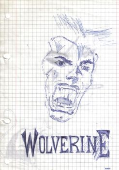 Wolverine...SIMPLY THE BEST X by marcopauloferreira