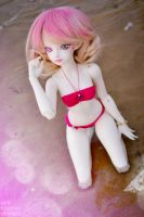 Beach time by AidaOtaku-BJD