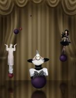 Puppet ball by PattiPix