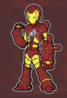 Iron Man by prinnydo0d