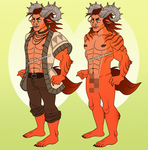 (OPEN) Satyr Auction by Savodacious