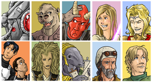 EU Sketch Cards by surfersquid