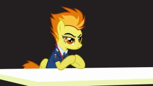 Business Spitfire (vector art) Fixed by AjgorB25