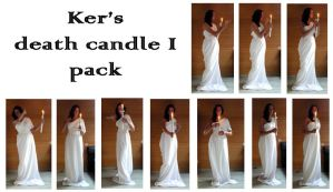 Ker's candle pack I by syccas-stock