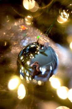 Bauble Bokeh by LDFranklin