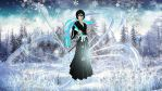 ice princess by Bleach-Fairy