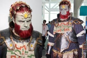 Ganondorf Costume by seifer-sama