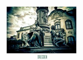 Dresden - the sculpture by calimer00