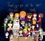 Thank You All! by CmDhalo42