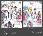 Vamp Clan - before after meme by 15DEATH