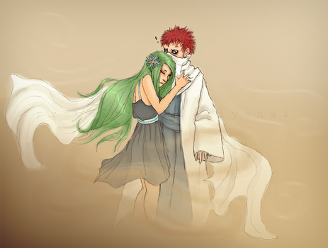 this feeling in my chest : gaara x error by Eriyonai