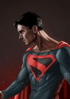 SUPERMAN by RUIZBURGOS