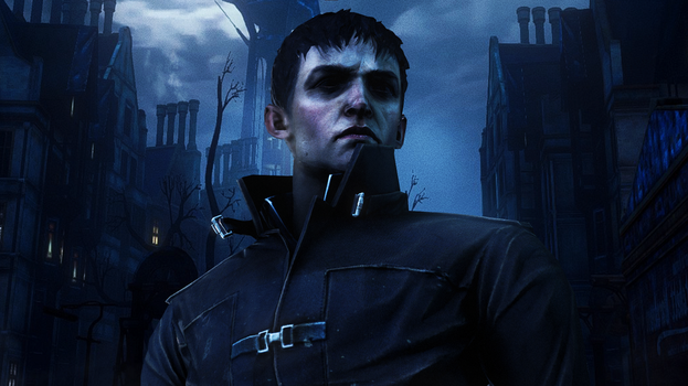 Dishonored - The Outsider by BogdanLakey